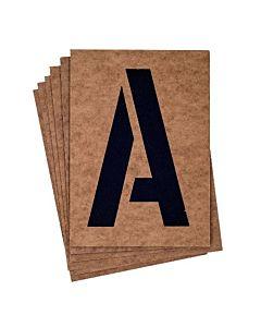 """Westcott Lettercraft Stencil - Oil Board - Helvetica 8"""""""