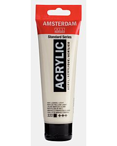 Amsterdam Acrylic Color - 120ml - Naples Yellow Light #222