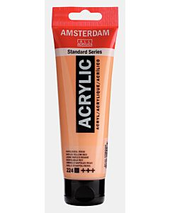 Amsterdam Acrylic Color - 120ml - Naples Yellow Red #224