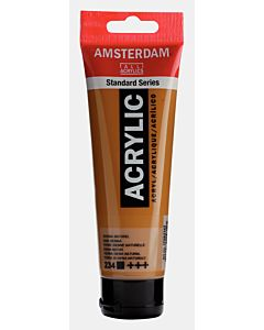 Amsterdam Acrylic Color - 120ml - Raw Sienna #234