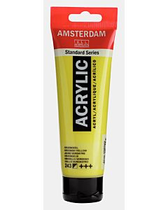 Amsterdam Acrylic Color - 120ml - Greenish Yellow #243