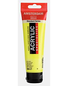Amsterdam Acrylic Color - 120ml - Reflex Yellow #256