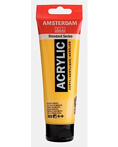 Amsterdam Acrylic Color - 120ml - Azo Yellow Medium #269