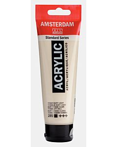 Amsterdam Acrylic Color - 120ml - Titanium Buff Light #289