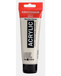 Amsterdam Acrylic Color - 120ml - Titanium Buff Deep #290