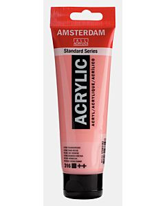 Amsterdam Acrylic Color - 120ml - Venitian Rose #316