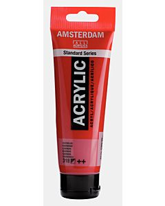 Amsterdam Acrylic Color - 120ml - Carmine #318