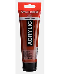 Amsterdam Acrylic Color - 120ml - Burnt Sienna #411