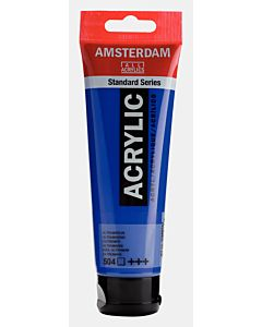 Amsterdam Acrylic Color - 120ml - Ultramarine #504