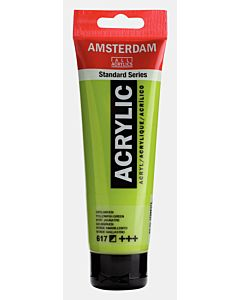 Amsterdam Acrylic Color - 120ml - Yellowish Green #617