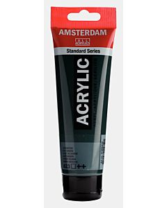 Amsterdam Acrylic Color - 120ml - Sap Green #623