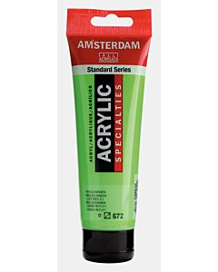 Amsterdam Acrylic Color - 120ml - Reflex Green #672