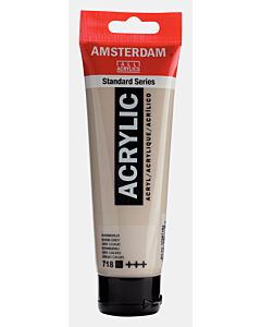 Amsterdam Acrylic Color - 120ml - Warm Grey #718