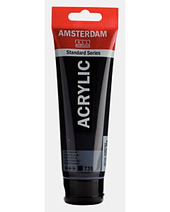 Amsterdam Acrylic Color - 120ml - Oxyde Black #735