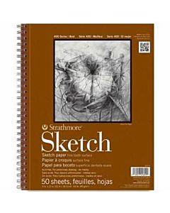 "Strathmore 400 Sketch Pad - 9x12"""