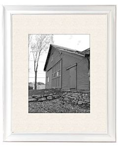Malden Designs - Barnside White Wood 16X20/11X14