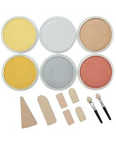 PanPastel Soft Pastels - Metallic 6 Color Set