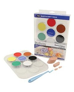 PanPastel Soft Pastels - Set Of 7 Basic Colors