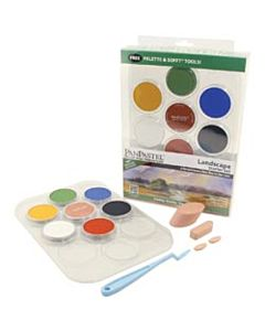 PanPastel Soft Pastels - Set Of 7 Landscape
