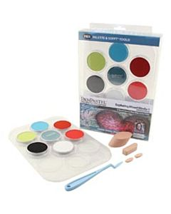 PanPastel Soft Pastels - Mix Media Set of 7 #1