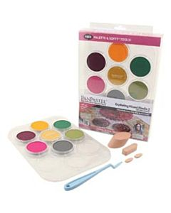 PanPastel Soft Pastels - Mix Media Set of 7 #2