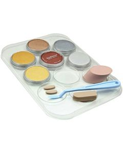 PanPastel Soft Pastels - Metallic 6 Color Painting Kit