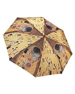 Klimt The Kiss Folding Umbrella