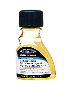 Winsor & Newton Ox Gall Liquid 75ml Bottle
