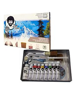Bob Ross Oil Colors Master Paint Set