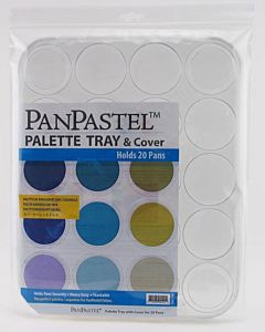 PanPastel Soft Pastels - 20 Color Tray