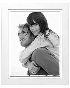 Malden Designs - Linear White Frame 8x10