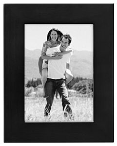 Malden Designs - Linear Wide Black Frame 5x7