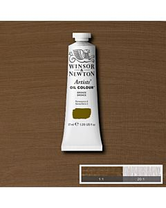 Winsor & Newton Artists' Oil Color 37ml - Bronze
