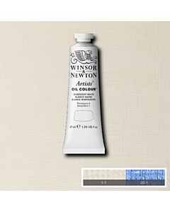 Winsor & Newton Artists' Oil Color 37ml - Iridescent White