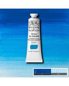 Winsor & Newton Artists' Oil Color 37ml - Manganese Blue Hue
