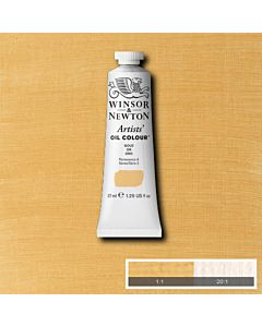 Winsor & Newton Artists' Oil Color 37ml - Gold