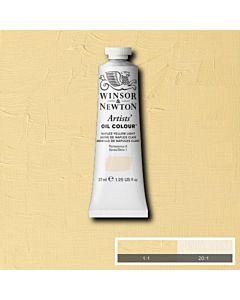 Winsor & Newton Artists' Oil Color 37ml - Naples Yellow Light