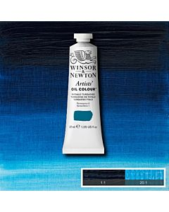 Winsor & Newton Artists' Oil Color 37ml - Phthalo Turquoise