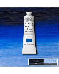 Winsor & Newton Artists' Oil Color 37ml - Ultramarine Green Shade