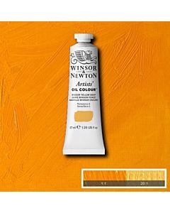Winsor & Newton Artists' Oil Color 37ml - Winsor Yellow Deep