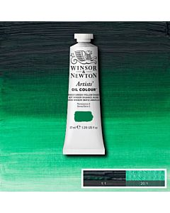 Winsor & Newton Artists' Oil Color 37ml - Winsor Green Yellow Shade
