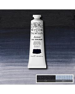 Winsor & Newton Artists' Oil Color 37ml - Blue Black