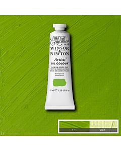 Winsor & Newton Artists' Oil Color 37ml - Cadmium Green Pale