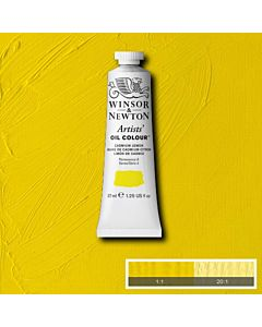 Winsor & Newton Artists' Oil Color 37ml - Cadmium Lemon