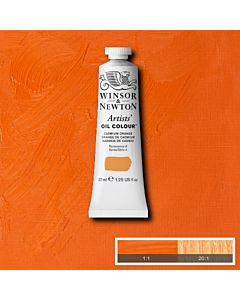 Winsor & Newton Artists' Oil Color 37ml - Cadmium Orange