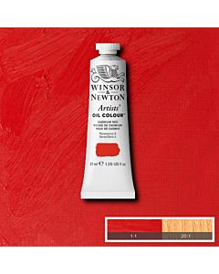 Winsor & Newton Artists' Oil Color 37ml - Cadmium Red