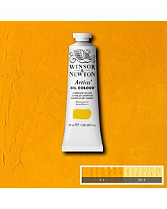 Winsor & Newton Artists' Oil Color 37ml - Cadmium Yellow