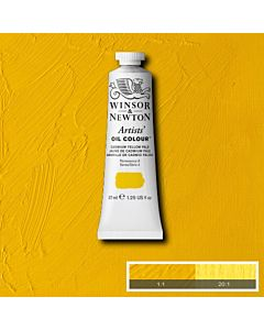 Winsor & Newton Artists' Oil Color 37ml - Cadmium Yellow Pale