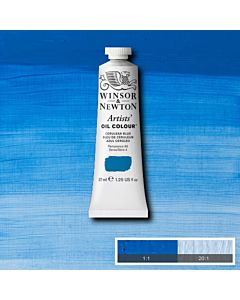 Winsor & Newton Artists' Oil Color 37ml - Cerulean Blue