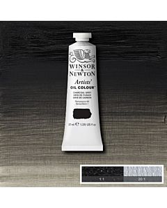 Winsor & Newton Artists' Oil Color 37ml - Charcoal Grey
